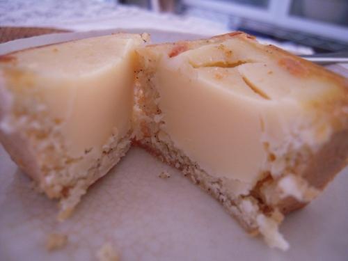 夏のチーズケーキ