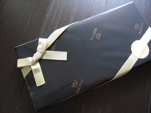 スティックチョコレート