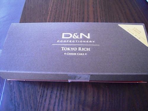 TOKYO RICH チーズケーキ
