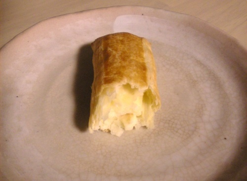 メイプルチーズパイ